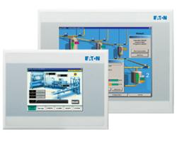 Eaton Touch Panel HMI